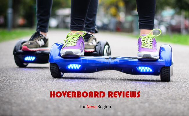 hoverboard at thenewsregion.com