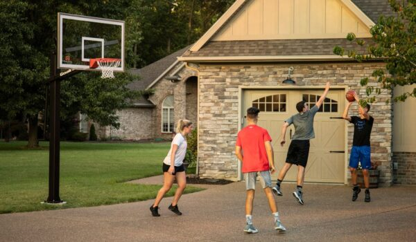 How To Install The In-Ground Basketball Hoops?