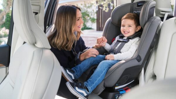 How To Choose A Convertible Car Seat?