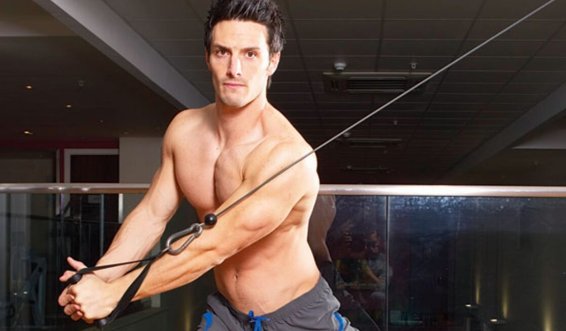 How to build muscle with cable machines
